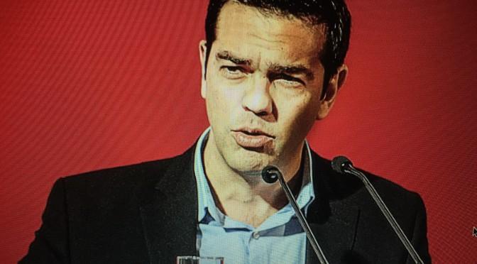 En attendant Tsipras