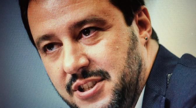 Achtung Salvini!