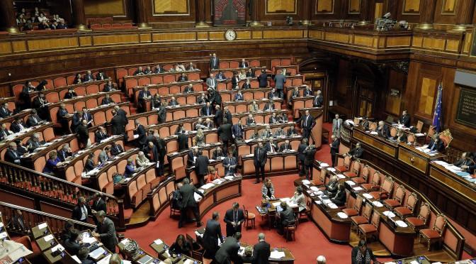 Dichiarazione di voto sulla riforma del Senato