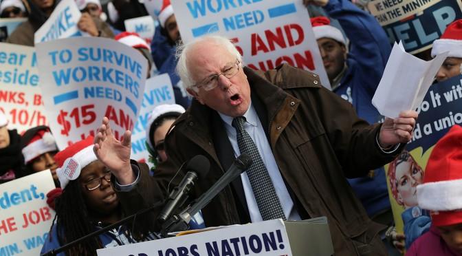 La stessa di Sanders