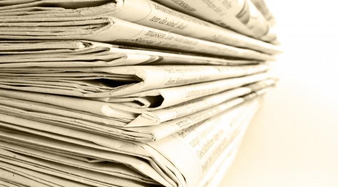 Senza giornali