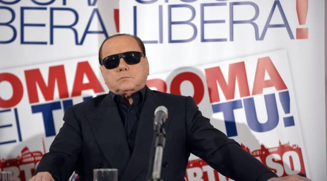 Il ritorno di Silvio
