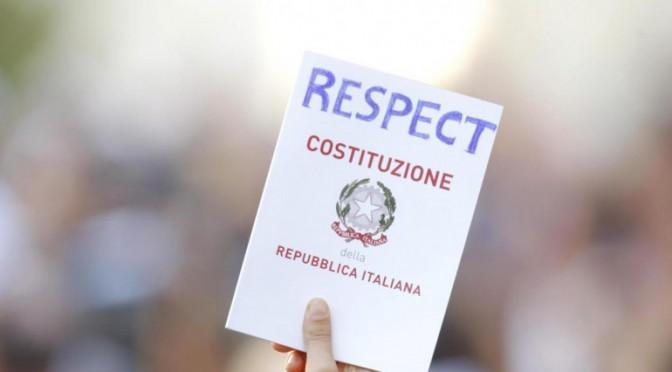 Torna l'Italia del Sì. Votiamo No