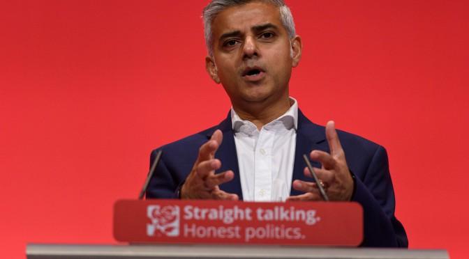 Un musulmano a Londra