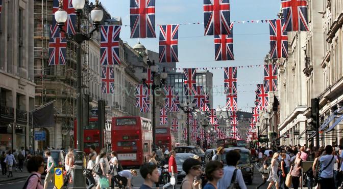 Londra addio!