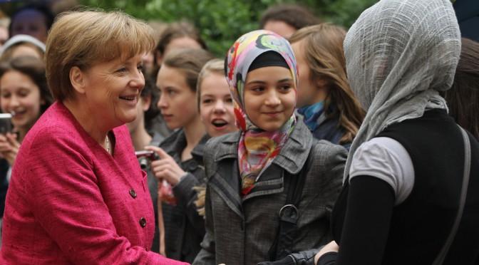 Lode alla Merkel