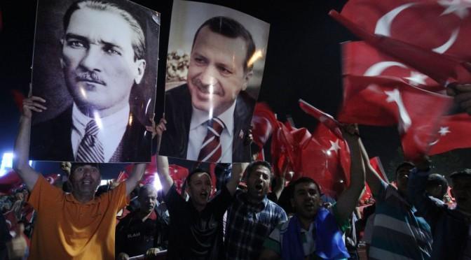 Colpo di stato, guerra civile e crisi Nato