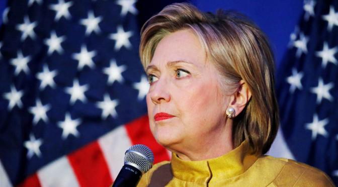 Clinton ora è nei guai