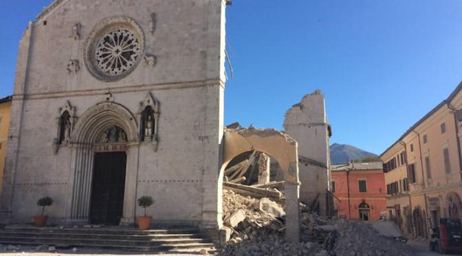 Che il terremoto non sia alibi