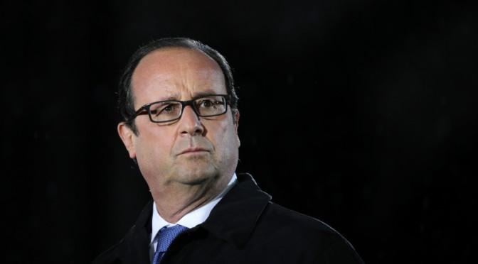 Exit Hollande