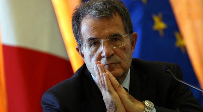 Prodi e Boldrini, sul carro