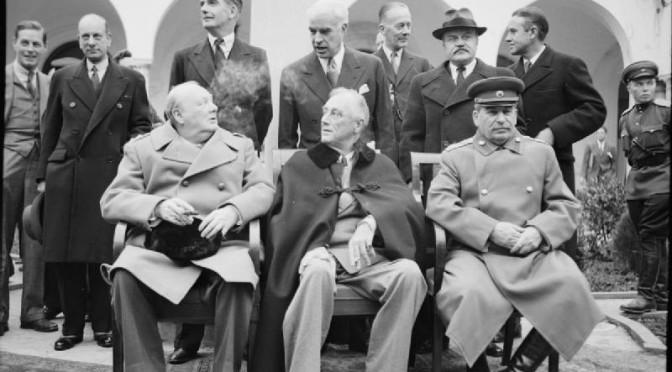 Renzi, Grillo, Berlusconi, Salvini e il patto di Yalta