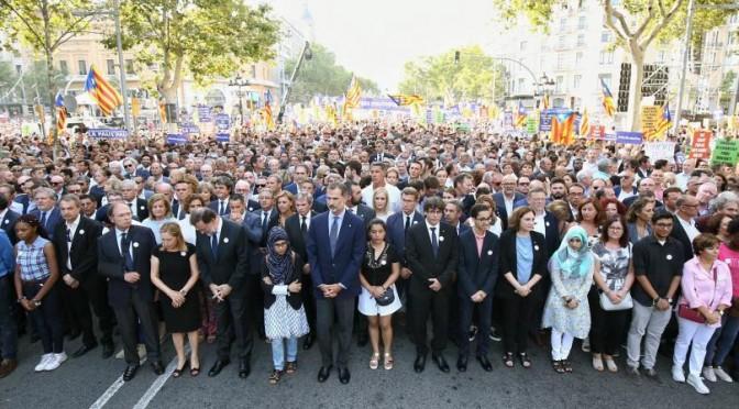 Barcellona e il destino d'Europa