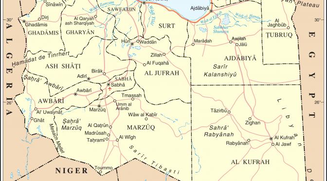 Stupri a Firenze (in divisa?) e stupri in Libia