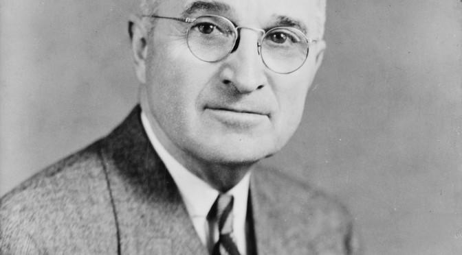 Trump riesuma la dottrina Truman. Ma il mondo non è più quello