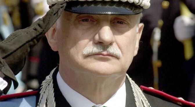 Il golpe (presunto) del carabiniere populista