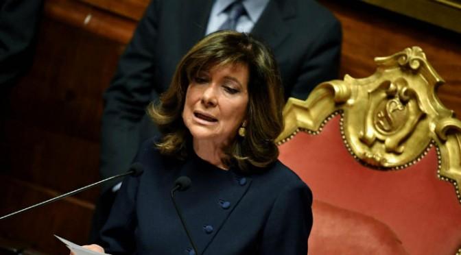 Berlusconi al contrattacco: incarico alla Casellati