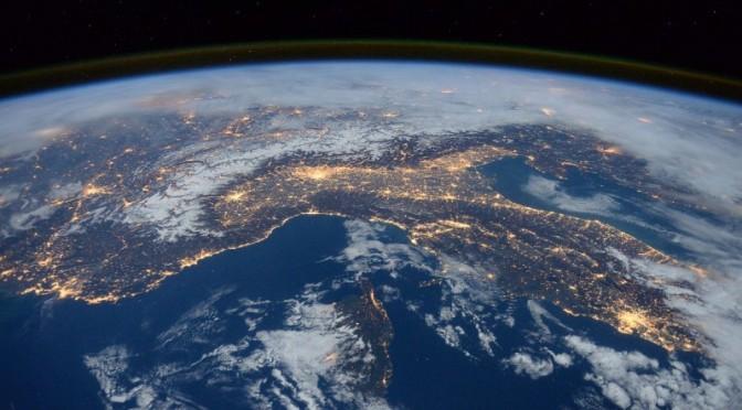 18 aprile 2018, la crisi italiana è solo l'epifenomeno della fine di un ordine mondiale