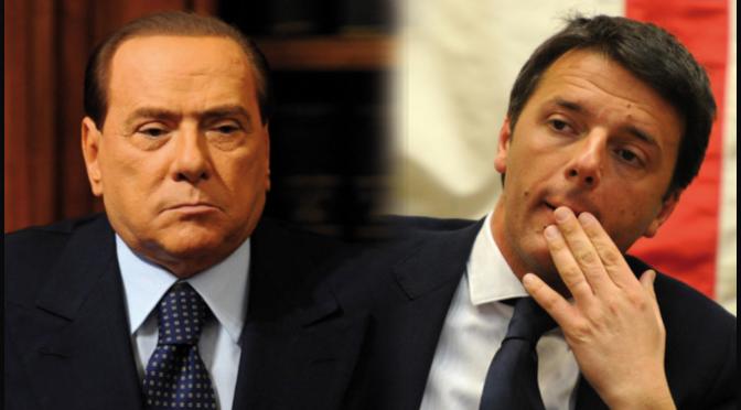 Dal contratto al patto.Da B a Renzi