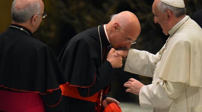 Quante divisioni ha il Papa