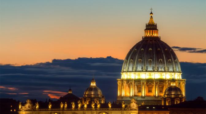 Renzi come padre Pio