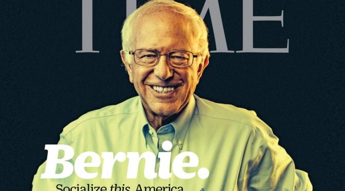 Nonno Sanders e le grida dalla Nigeria
