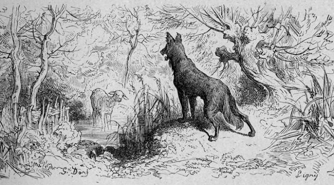 Il lupo indossa la pelle dell'agnello