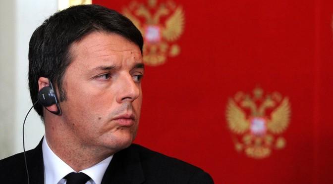 Petrolio? Ha fatto tutto Renzi