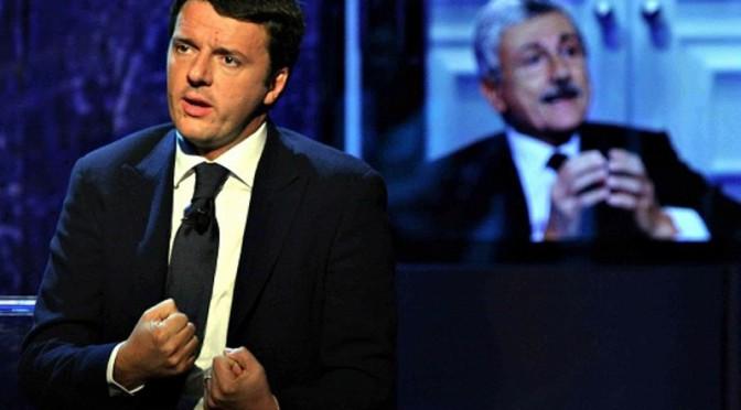 "Renzi e il ""rancore"""