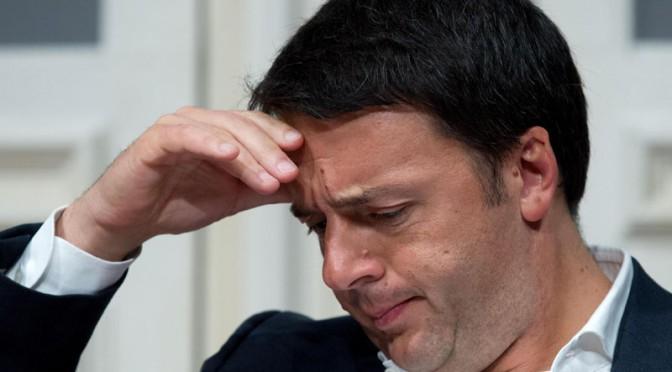 Renzi ora è solo