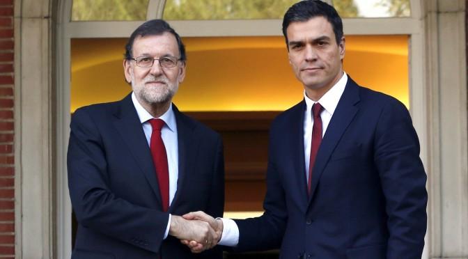 Spagna senza sinistra