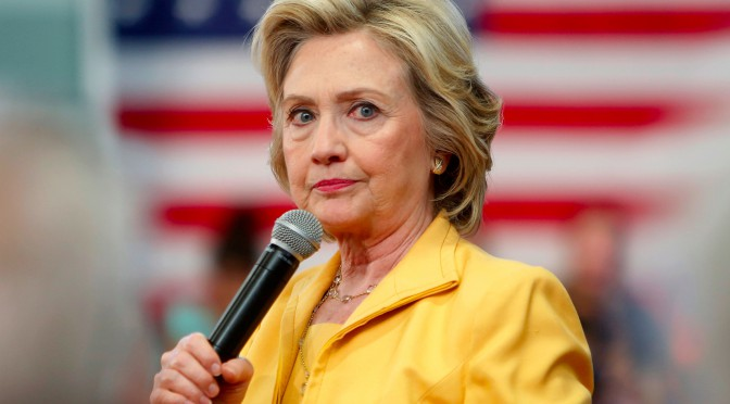 Il nostro problema è Hillary