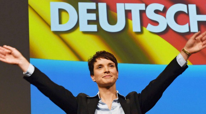 Merkel o Petry, Boschi o D'Alema?