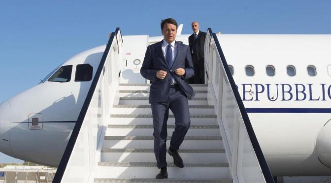 E se Renzi si trumpizza?