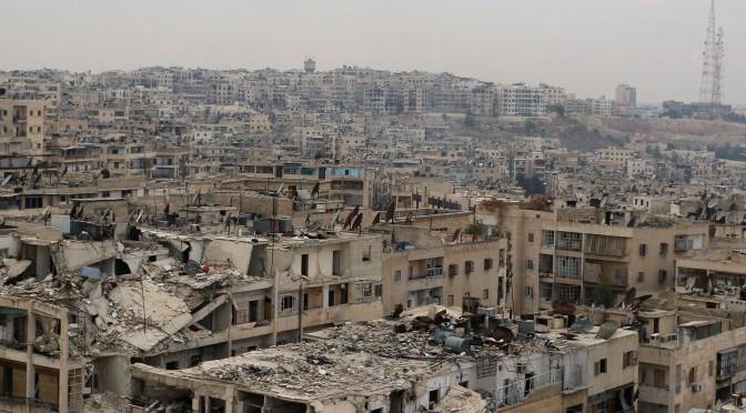 Morire per Aleppo