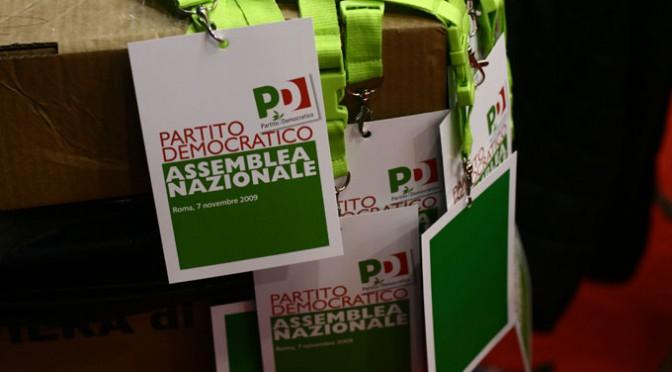 Renzi suona la campanella per il Pd
