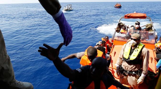 Svolta dell'Europa sui migranti?