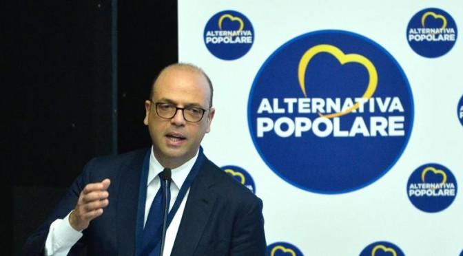 La resistibile ascesa di Angelino Alfano