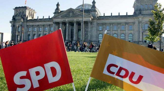 Dopo il voto tedesco, impraticabili le larghe intese