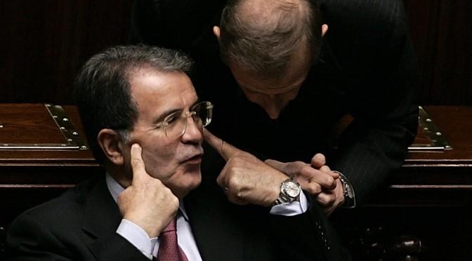 Renzi tace, Fassino fila, Prodi benedice