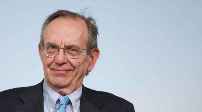 Boschi non si occupava di banche per conto del governo, lo dice Padoan