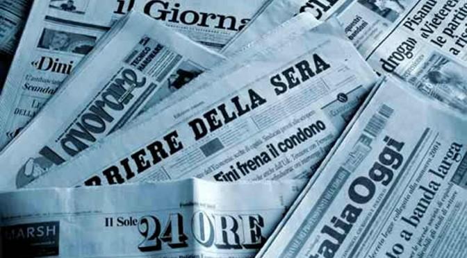 Perché i giornali rischiano di perdere il polso della opinione pubblica
