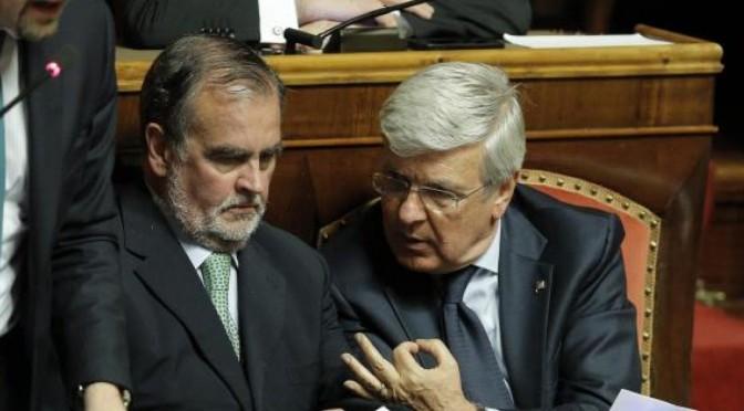 No di Di Maio a Calderoli e Romani presidenti del Senato