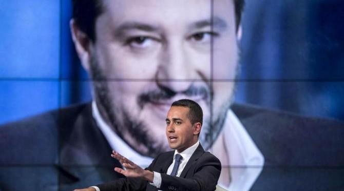Renzi a casa, Berlusconi non torna, Salvini eredita le destre, Di Maio vince